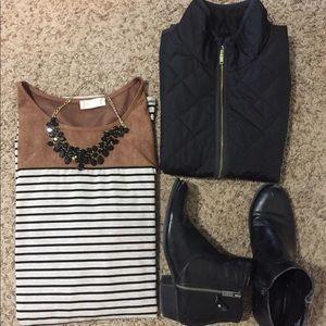 Lightweight Quilted Vest